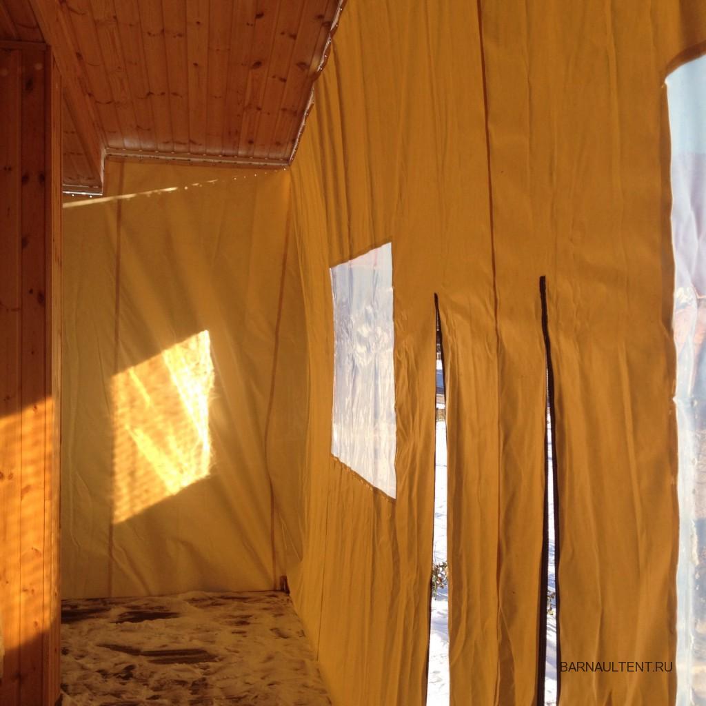 Рулонные шторы из пленки своими руками 60